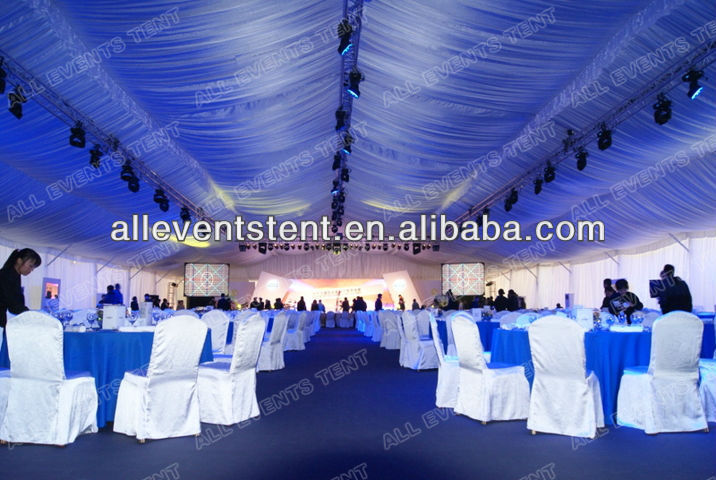 Luxury Party Tent , Large Tent for Outdoor Party and Meeting