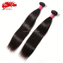 Guangzhou Ali queen hair products 100 percent raw virgin brazilian hair
