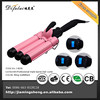 Hot Heating Curling Iron Japanese Hair Curler with LCD display