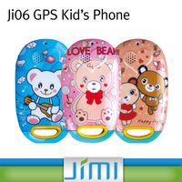 JIMI Hot Sell mini portable baby phone gps tracker with sos button for emergency and 2.4 GHz RFID for student attendance