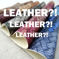 DAFENG LEATHER grained PU leather material for bags and luggages