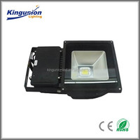 Kingunionled Manufacturer LED Flood Light Series 100W 4500K IP65 CE RoHS
