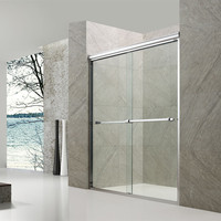 CAML Hot Selling retailer 2015 shower cubicle aluminum profile shower enclosure