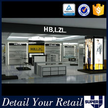 Guangzhou Factory Supply Good Design Rack Clothing Store