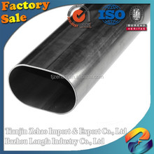 hollow section black erw pipes welded carbon Black round/square/oval/rectangular steel tube and pipe
