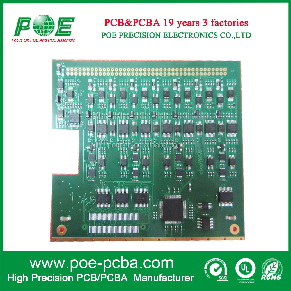 electronic pcb assembly service manufacturer in china