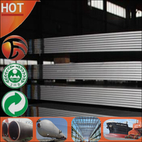 Construction steel in 10mm round billboard steel base plate