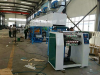 LV-2 bopp tape jumbo roll coating machine with acrylic glue