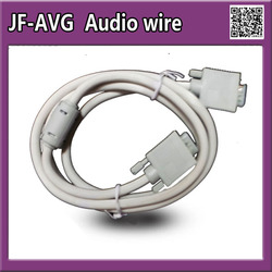 High quality DVI cable, dvi to av cable /audio and video cable