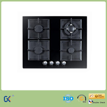 Cheap Price 4 Burner Built in Tempered Glass Top Gas Stove/Gas Cooker/Gas Hob
