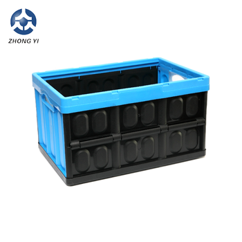2018 best sell folding crate