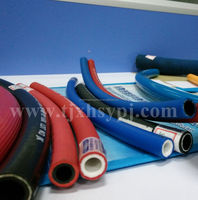 6mm, 8mm 10mm natural gas high pressure hose / rubber gas hose pipe