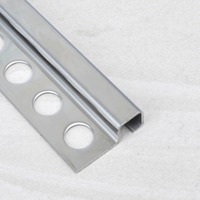 High Quality Stainless Steel Tile Trim