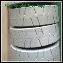 cheap goods 12x4 airless tires for sale/wholesale used tires for lifting platform