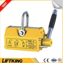 LIFTKING Magnetic steel plate lifters for hot sale