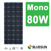 solar power system home use mono solar panel 80w 85w 100w 130w 145w 150w