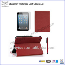 Hot Selling PU Leather Flip/Folding Case/Cover/Stand For Apple iPad Mini