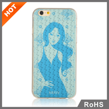 JULES.V TPU Womens Hot Sexy Images Mobile Phone Case For iPhone 6