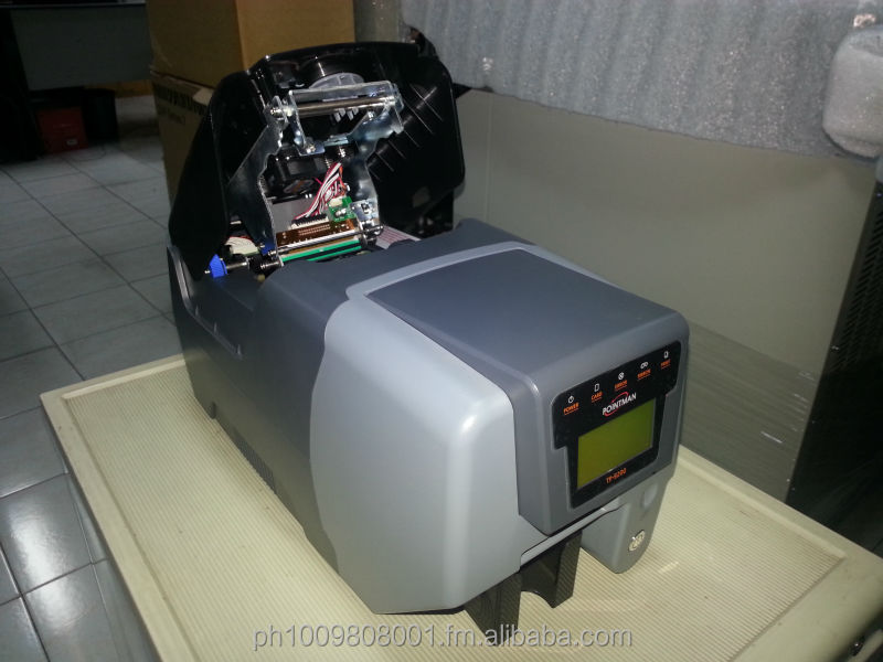 "POINTMAN PVC ID card printer ""TP9200"" - LBS CORP"
