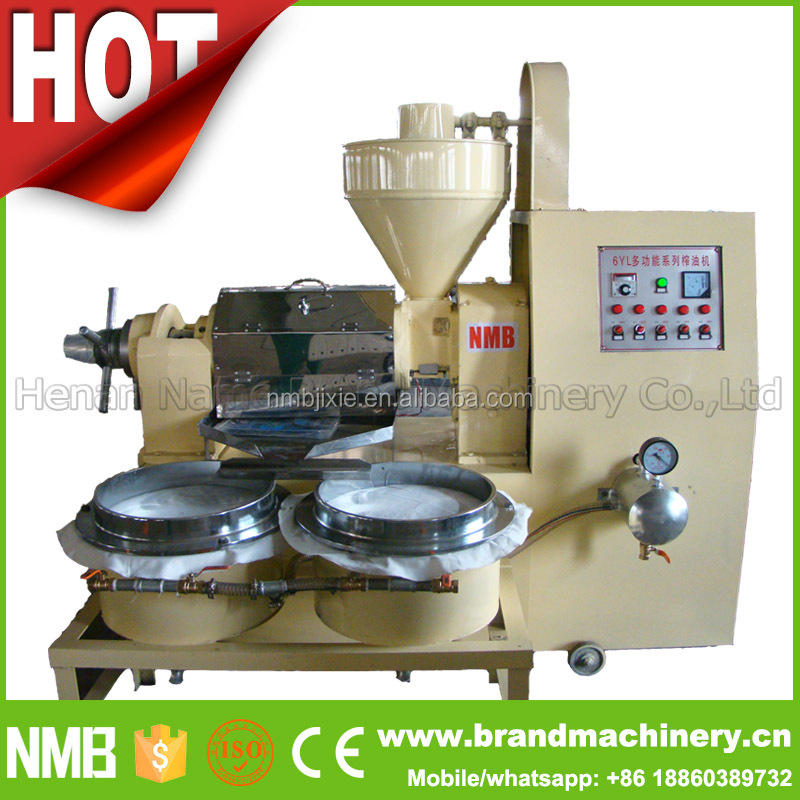 automatic corn sunflower sesame coconut cooking oil making machine