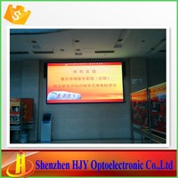 Wireless control p6 indoor led programmable sign display board