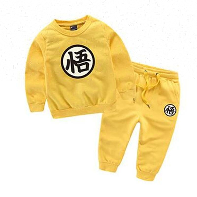 2018 Wholesale Baby Boys Sport Suit Sweatshirts Pants Clothing Sets