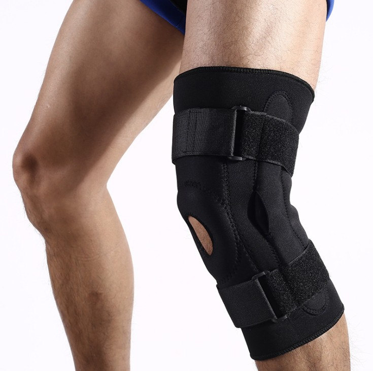 Wholesale Stock Small Order Mountaineering Outdoor <strong>Protective</strong> Running Knee Support and Support Knee Support
