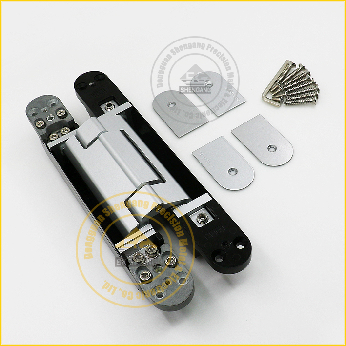 heavy duty concealed hinges for gates