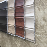 China Building Materials Decorative PVC Plastic Wall Panel