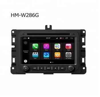 HIFIMAX Android 8.0 Car DVD Radio For Dodge Ram1500 (2013-2014) Touch Capacitive Screen GPS With 8 Core 32G ROM