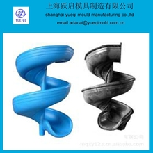 slippery slides mould and the elephant slide swing combination roational mould