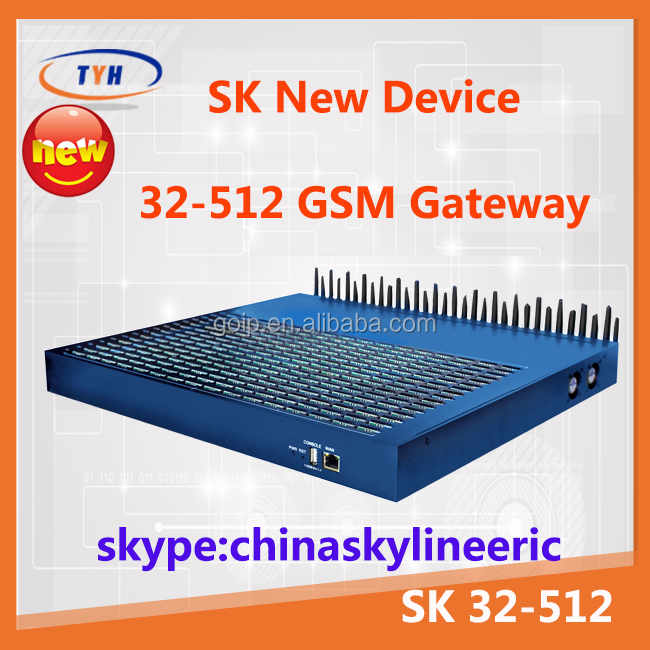 The latest 32 -512 gsm ip gateway in Malaysia