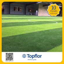 Topflor 50mm Thiolon fake lawn grass football/soccer artificial grass for artificial grass sport