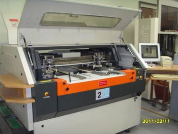 Used Flying probe tester