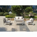 New coming customized classic cheap fancy outdoor patio furniture sofa set
