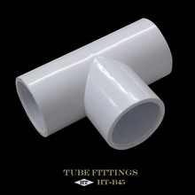Plastic blocks for machining High Hardness Pvc Fitting Pvc Pipe Fitting
