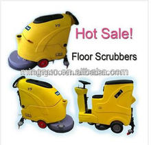 C510 hand floor scrubber with Italy Ametek suction motor