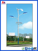 Led Street Light With Solar Panel