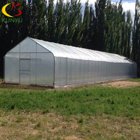 Economical Tropical Greenhouse For Agriculture