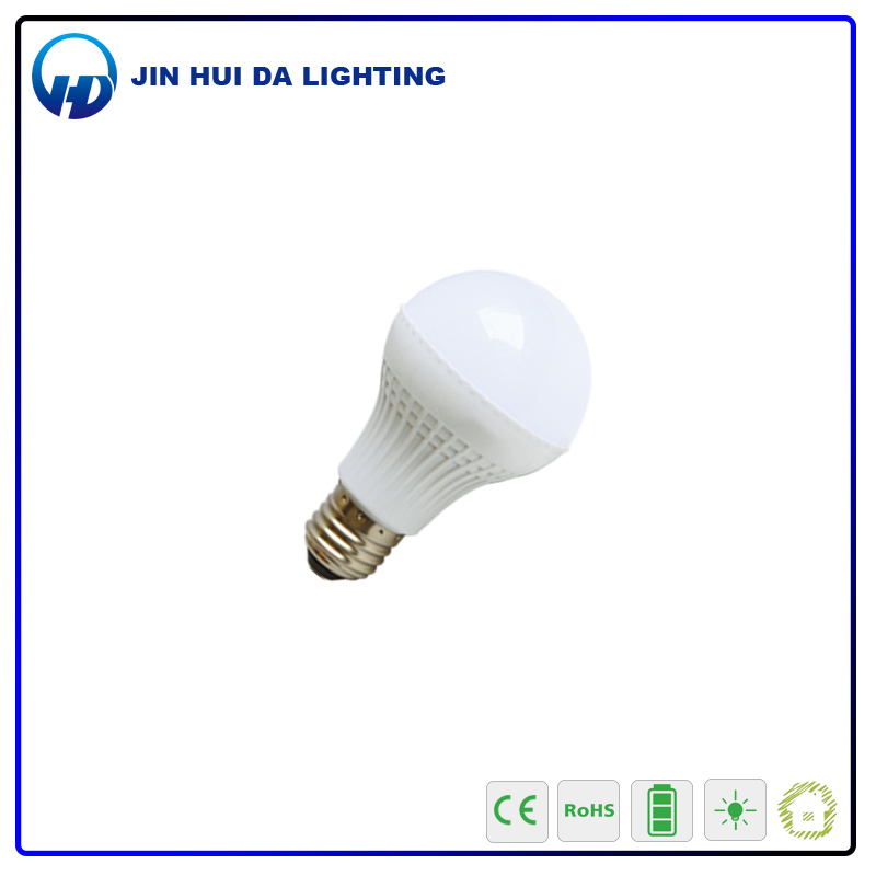 energy saving IC driver led lighting bulb with factory price led bulb 7w
