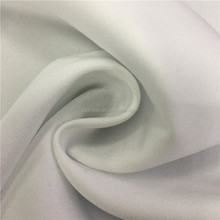 Hot Sell Polyester ITY 1515 Satin Wool Chiffon Fabric for Dress