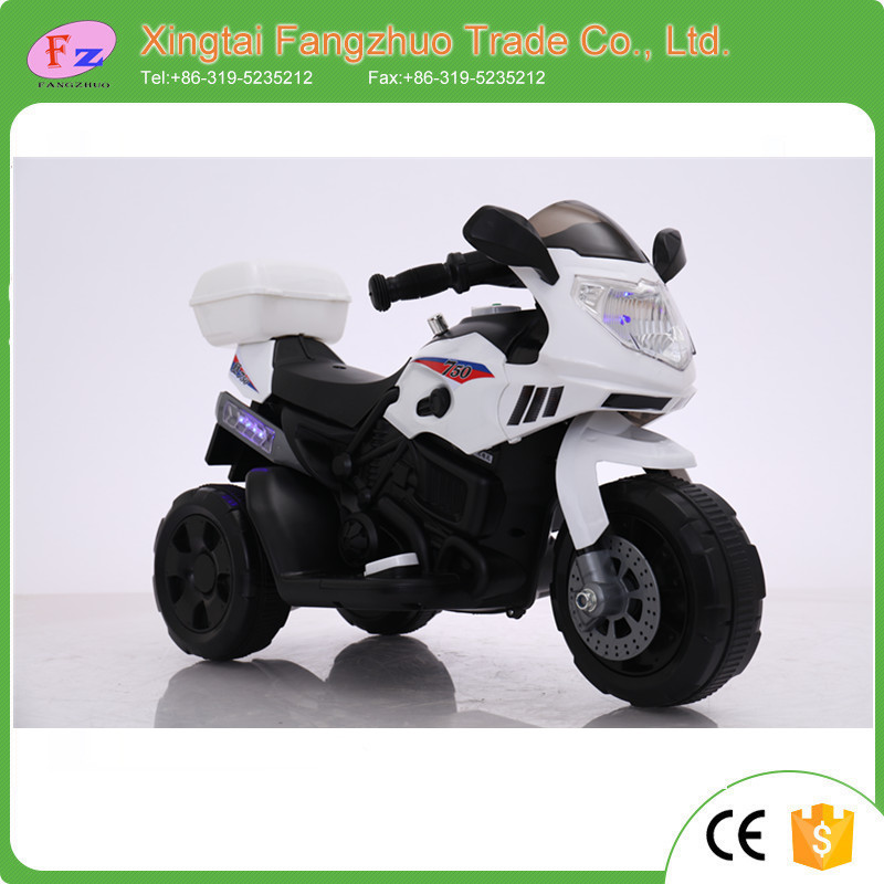 hot sale children toys kids electric motorcycle with light and music