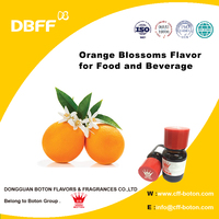 Orange Blossoms Flavor For Food And