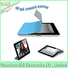 Genuine leather smart cover case for ipad on sale