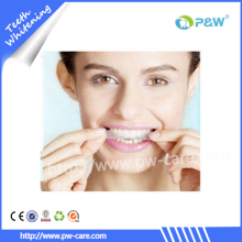 Personal care 3d whitestrips for teeth whitening