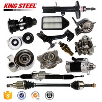 Wholesale China Guangzhou Good Price King Steel Auto Spare Parts For Japan Korean Car Toyota Corolla Hyundai Suzuki