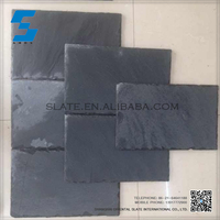 Good reputation high quality black shiny floor tile