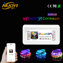 Cheap Price Wifi Spi dream color led controller for ws2811
