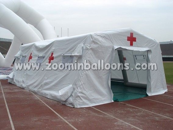 2015 hot selling inflatable emergency medical hospital tent N5056