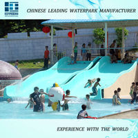 2015-2016 Canton Fair Water Parks Equipment Water Slide Tubes Fiberglass Family water slides Equipment ,Theme Park Projects